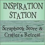 Inspiration Station Card Supplies