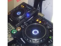 Pioneer CDJ 1000's (pair of) - Good condition for age, work perfectly. Recently serviced.