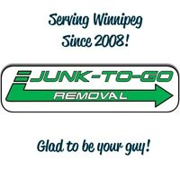 Junk-To-Go Removal - Residential & Commercial Junk Removal!