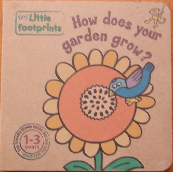 How Does Your Garden Grow? by Autumn Publishing Ltd (Board book, 2008)