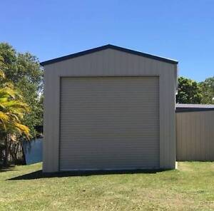 SHEDZONE   8m x 5m Shed Peak Crossing Ipswich City Preview