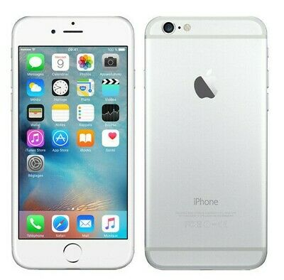 Apple iPhone 6 Plus  - 16GB - Silver - Fully Unlocked, Excellent Condition