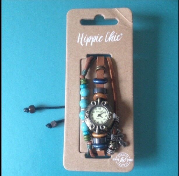 Selling Beautiful Boho Watch Perfect for Christmas! (Good Condition)