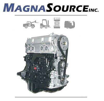 Mazda Fe Forklift Engine - 2.0 - Long Keyed Crank - 13 Month Warranty - Magna