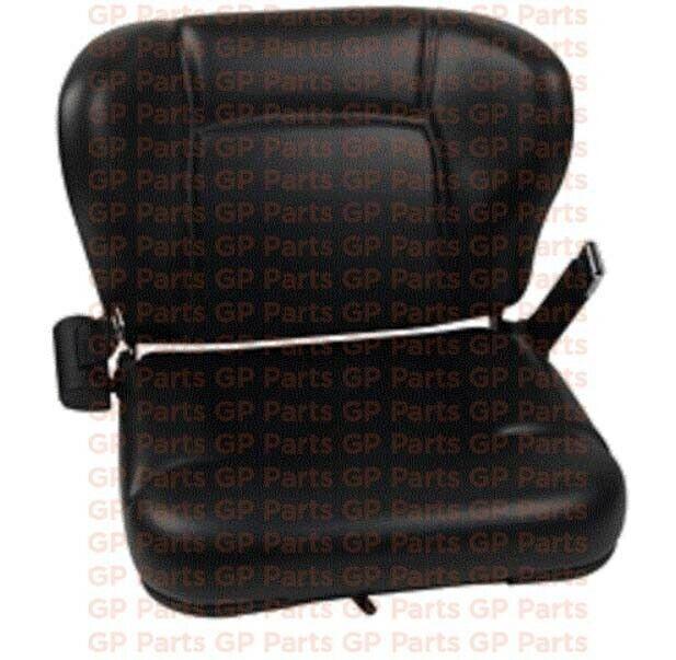 TOYOTA FORKLIFT SEAT 6, 7, 8 SERIES VINYL W/SEAT ADJUSTERS