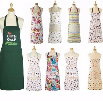 Cooksmart Aprons Chefs Kitchen Vintage Novelty For Cooking  Men Ladies Women BBQ