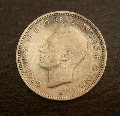 George V1 Half Penny