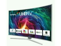 "SAMSUNG 48"" SUPER 4K SUHD SMART 3D WIFI 9 SERIES TOP MODEL"