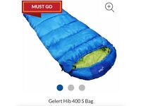 2 x Gelert Hibernation Junior Sleeping Bags