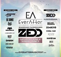 Ever After / EverAfter - GA and VIP!