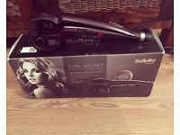 Babyliss Curl Secret! Only used once perfect condition! RRP £120