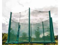 13ft garden trampoline