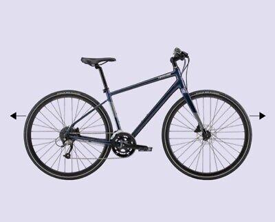 Medium Cannondale Quick Disc 3 bike. Mens