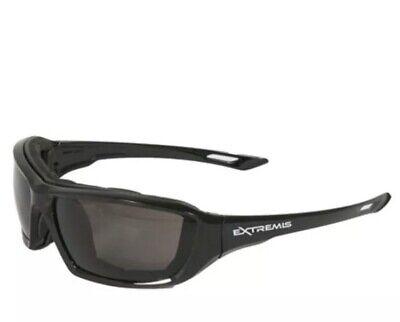 Radians Xt1-21 Extremis Safety Glasses Graysmoke Anti-fog Sunglasses 1 Pair