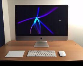 Apple iMac 27inch 5k Retina 4ghz intelcore i7
