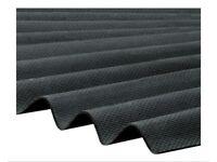 Garage/Shed Bitumen corrugated roof sheets