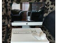 """Apple iMac 21.5"""" 3.6GHz Core i3, 4GB DDR3 Ram, 500GB. Cash or Swap."""