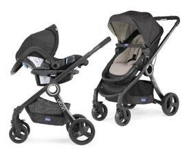 Chicco Urban Duo Plus Travel System - 6 months old