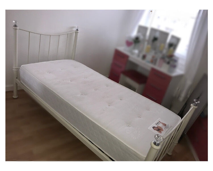 Single Bed drama With Matress