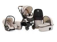 Babystyle oyster 2 Bronze city travel system