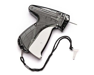 Garment Price Label Tag Tagging Gun With 1000 3 Clear Barbs 1 Needle Included