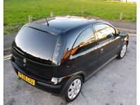 2006 Vauxhall Corsa SXI+ 1.2 16v 12 Months MOT Leather, Immmaculate throughout New Timing Chain