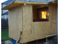 New Garden room / Shed