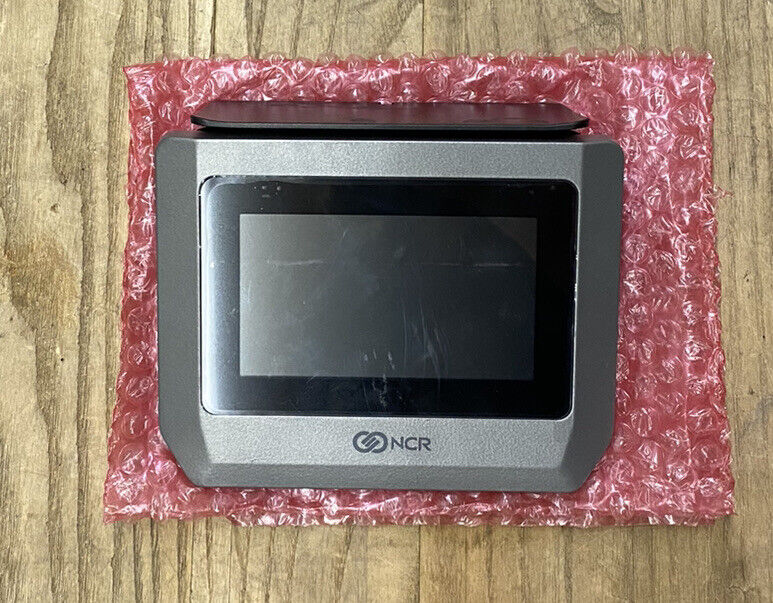 NCR Android Tablet POS Customer Display 4.3 in 5938-0002-9001 497-0506109 NEW