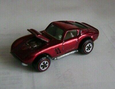vintage original Johnny Lightning Topper Redline Custom Ferrari US