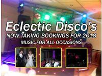 Eclectic Disco - Mobile Disco