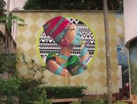 ART MURAL, GRAFFITIS, ÉVÉNEMENTS