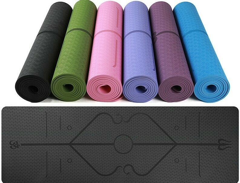 nonslip eco friendly 72 tpe pilates yoga