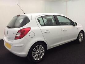 Vauxhall/Opel Corsa 1.3CDTi ecoFLEX FROM £20 PER WEEK!
