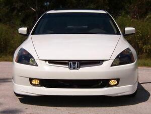 HONDA ACCORD 4DR HFP FRONT LIP 2003 2004 2005