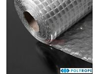 Roof Vapour Barrier Insulation Foil Membrane 90gsm