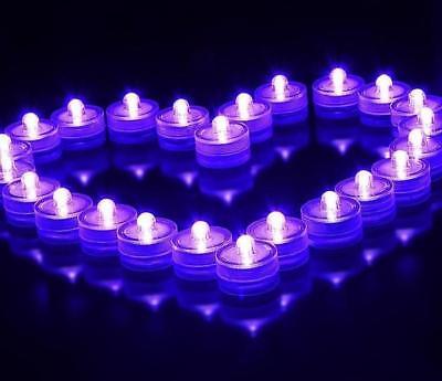 Bulk Flameless Tea Lights (60pcs Flameless LED Tea Lights Wedding Venue Valentines Day Decorations)