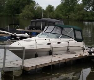 Searay Sundancer 240, 24' luxury boat in great condition