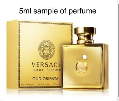 Versace Oud Oriental EDP 5ml sample