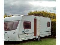 2005 Lunar Lexon EB touring caravan