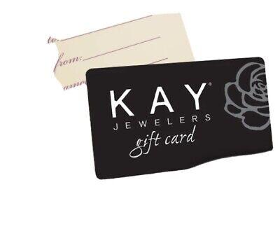 Kay Jewelers $600 Gift Card