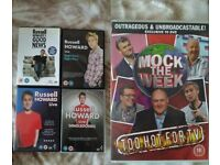 Russell Howard DVDs