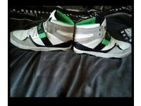Adidas limited addition high tops