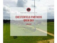 Chesterfield Panthers Open Day