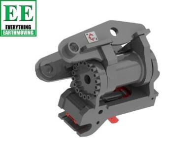 Calibre TILTING COUPLER to suit VOLVO 1300 43 44 33