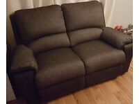 WANTED REECE DFS RECLINER SOFA IN BROWN MUST BE EX CONDITION