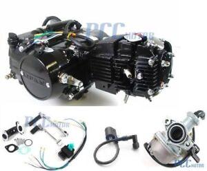 4 UP! LIFAN 125CC Motor Engine XR50 CRF50 XR 50 CT 70 MANUAL H EN18-SET