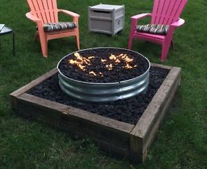 """12"""" to 60"""" Fire Pit Rings"""