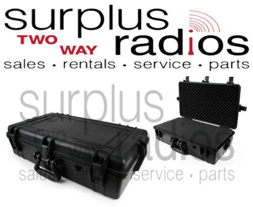 Tactical Weatherproof Equipment Radio case Rentals Motorola CP200D CP185 BPR40