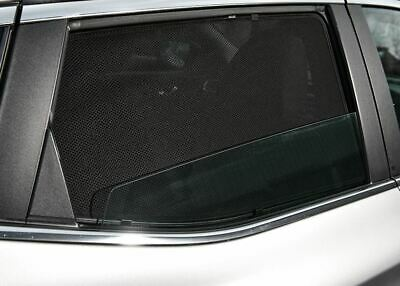 Sonnenschutz Seat Leon ab 2012 3-Türer Blenden  hinten Heckscheibe