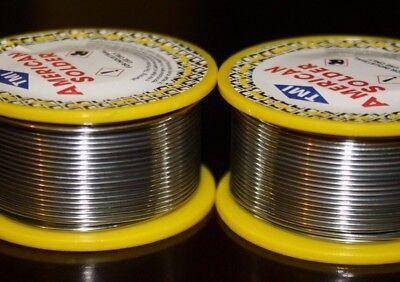 6040 Tinlead Flux 2 1mm Tin Rosin Core Roll Solder Wire Reel 200g